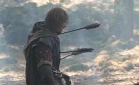 (FOTR) Boromir Three Arrows